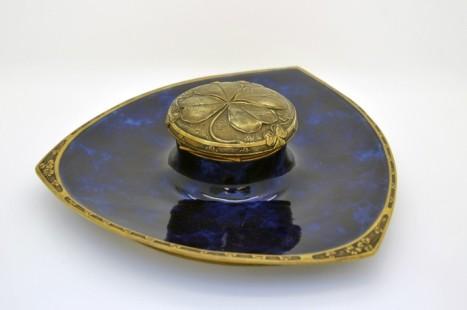inkwell-porcelain-blue-signed-louchet