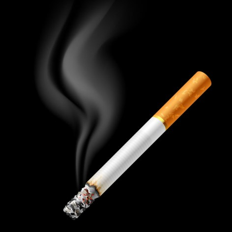 burning-cigarette-background-vector